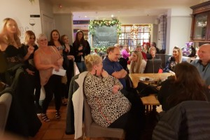 BA Equestrian Christmas Night Out 2018